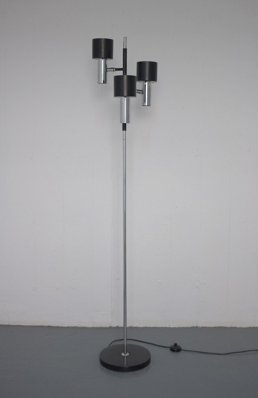 1960s Dutch Floor Lamp Modern Room 20th Century Design