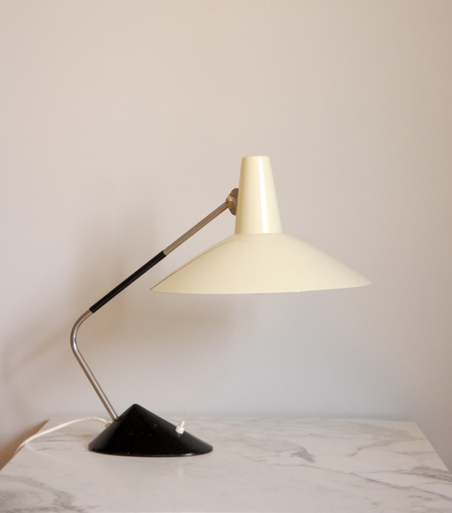 1950s/60s Table or desk lamp by Kaiser
