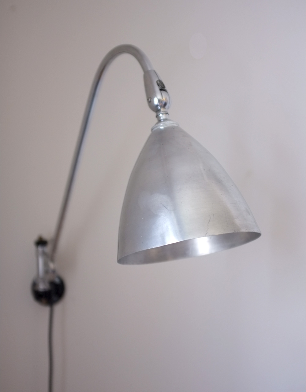 Vintage Bestlite BL6 wall lamp Modern Room - 20th Century Design