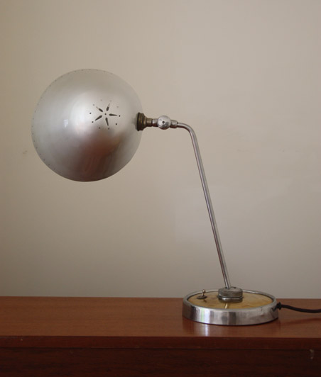 Troughton and Young Versalite table lamp