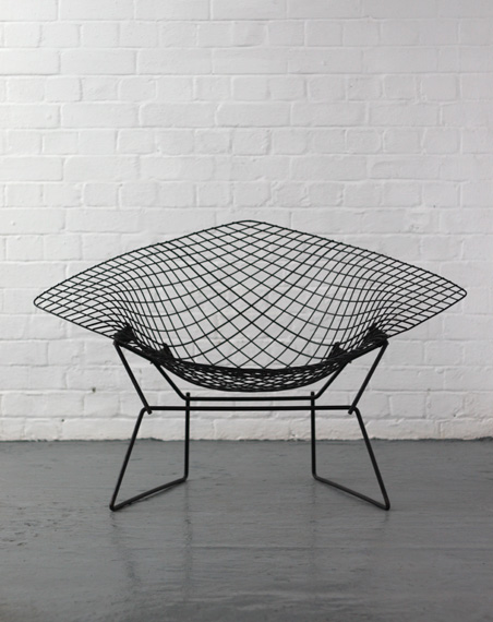 Harry Bertoia Diamond chair | Modern Room - 20th Century Design