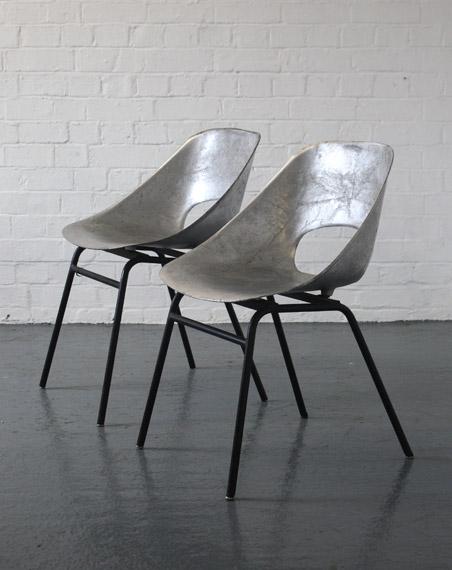 pierre guariche chairs modern room 20th century design