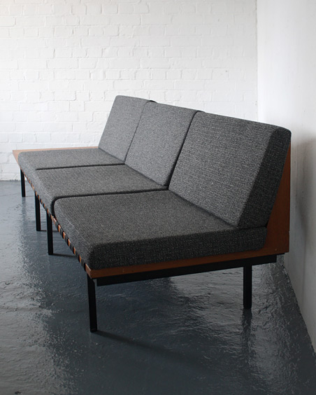 Robin Day Form Sofas For Hille