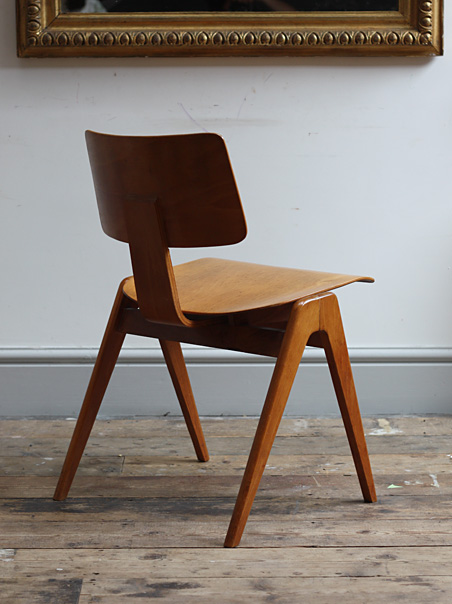 Robin Day Hillestak chairs