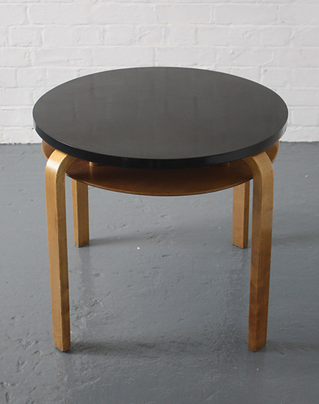 alvar aalto model 70 table finmar modern room 20th century design. Black Bedroom Furniture Sets. Home Design Ideas