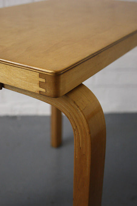 ... Finmar Alvar Aalto Side Tables, ...