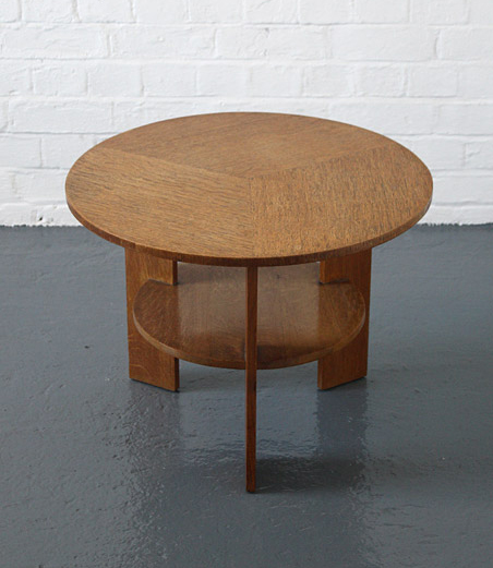 1930s Coffee Table By Bowman Brothers Modern Room 20th