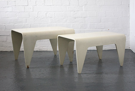 ... Nesting Tables By Marcel Breuer For Isokon ...