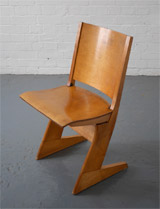 Carl-Johan Boman plywood chair