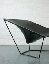 Contour chairs, David Colwell 1968