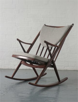 Frank Reenskaug rocking chair