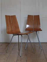 Hans Bellman BA chairs