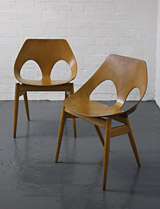 Jason chairs by Carl Jacobs for Kandya