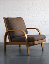 Modernist Lamda chair