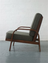 1930s Lamda Dartington Hall chair