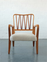 Linden chair by GA Jenkins