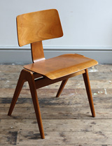 Hillestak chairs by Robin Day