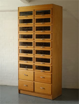 Vintage Haberdashery cabinet of drawers
