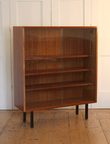 Interplan bookcase by Robin Day