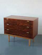 Robin Day Interplan chest of drawers